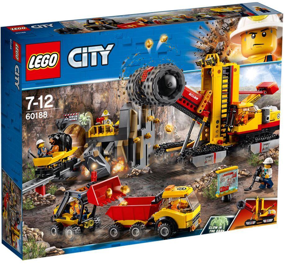 Конструктор Lego City - Място за експерти (60188) - 1