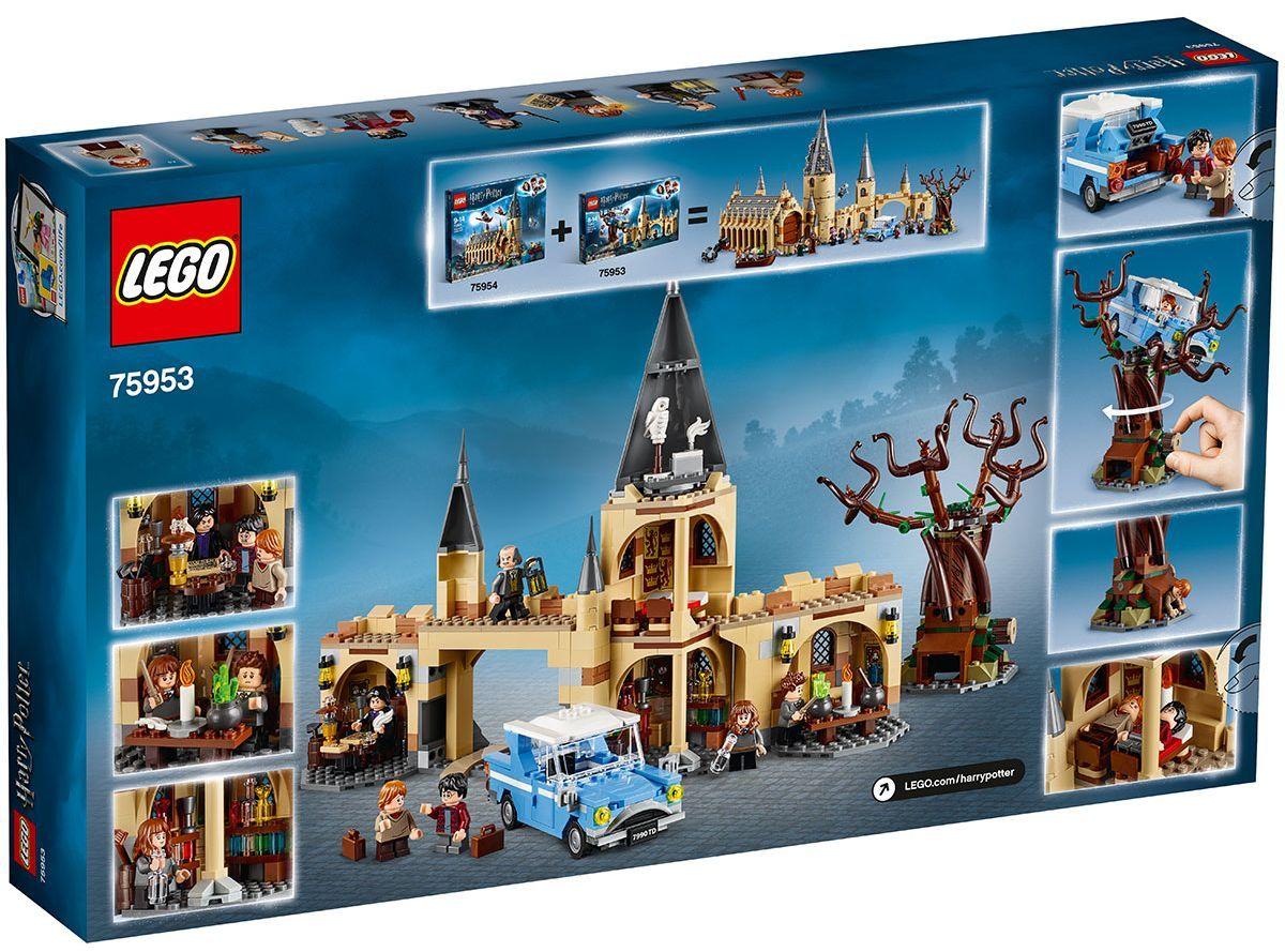 Конструктор Lego Harry Potter - Hogwarts™ Whomping Willow™ (75953) - 4