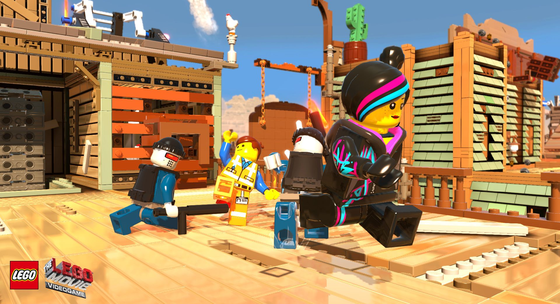 LEGO Movie: The Videogame (PS4) - 4
