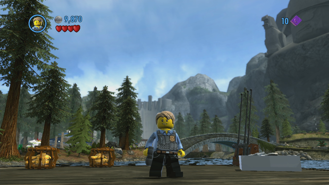 LEGO City Undercover (PS4) - 7