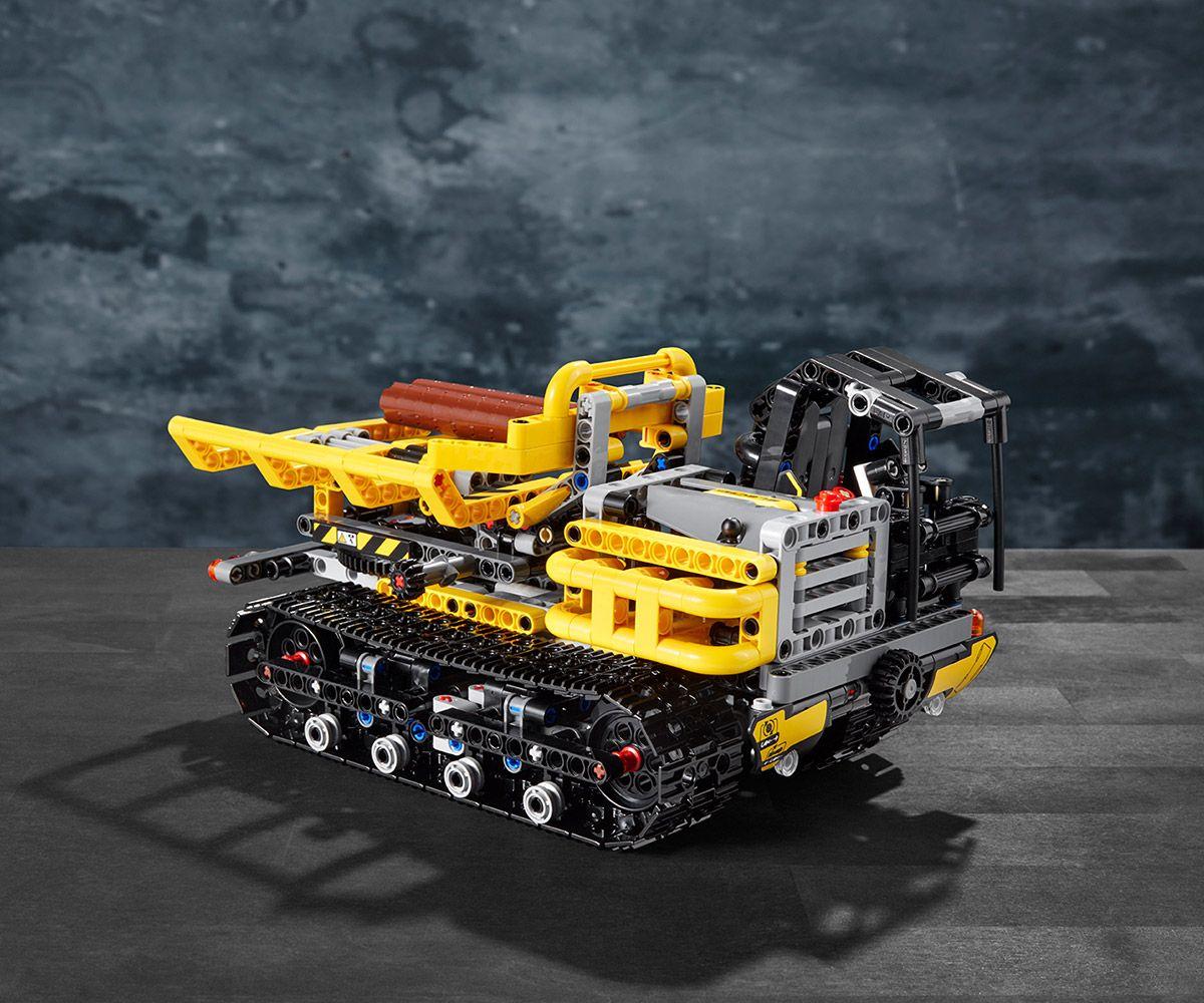 Конструктор Lego Technic - Верижен товарач (42094) - 5
