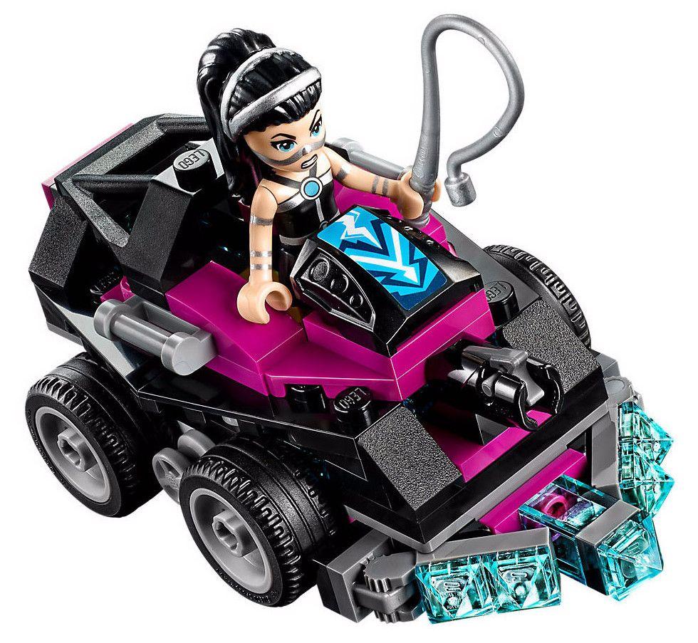 Конструктор Lego DC Super Hero Girls - Танк Лашина™ (41233) - 6