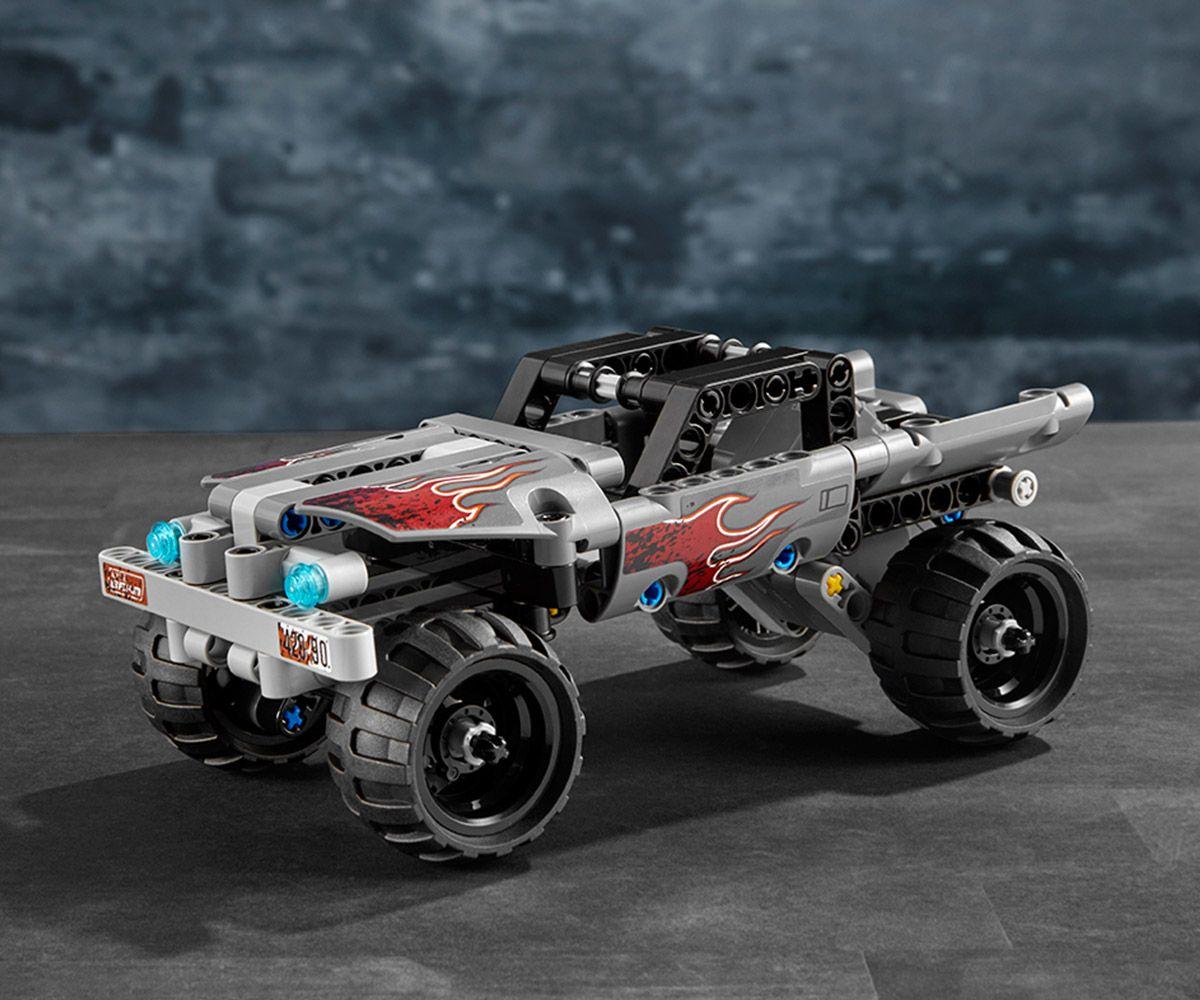 Конструктор Lego Technic - Камион за бягство (42090) - 6