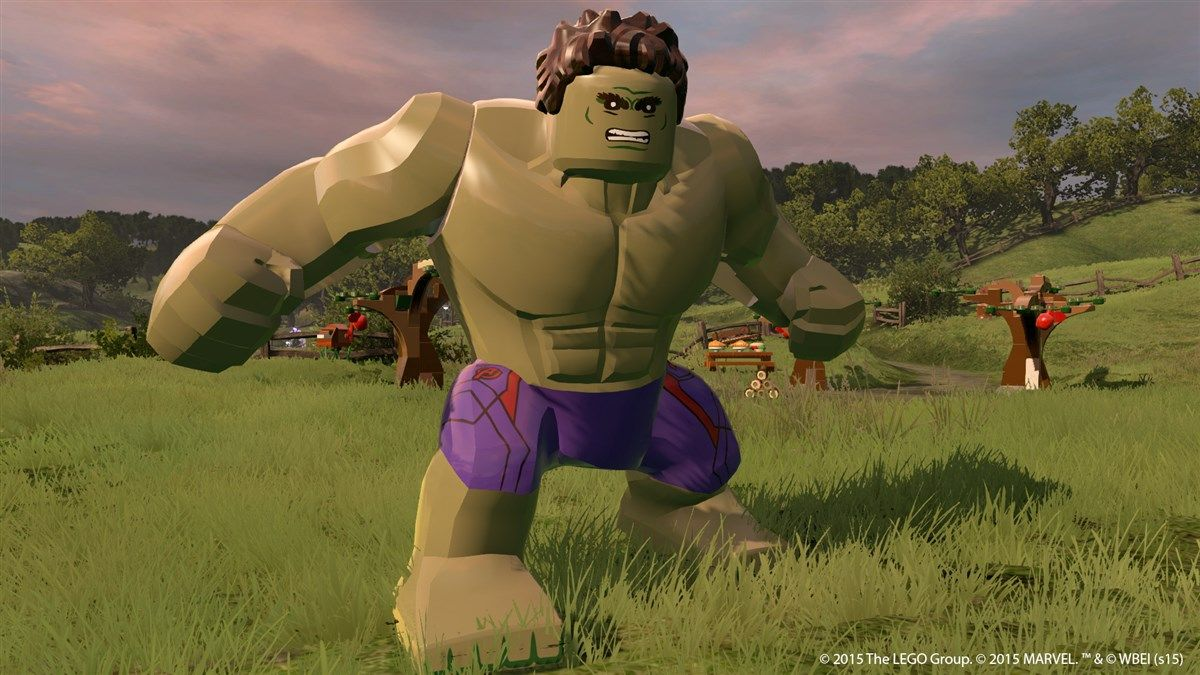 LEGO Marvel's Avengers (PS4) - 5