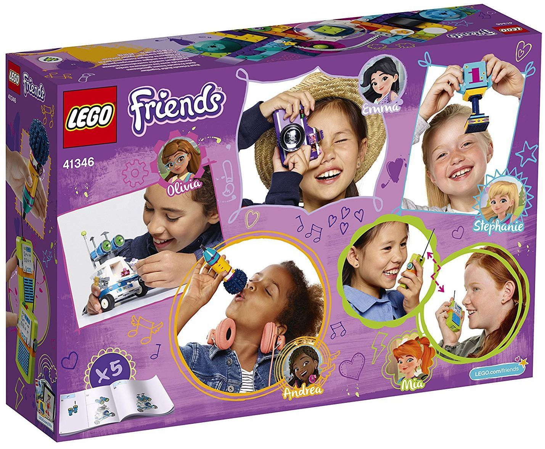 Конструктор Lego Friends - Кутия на приятелството (41346) - 4