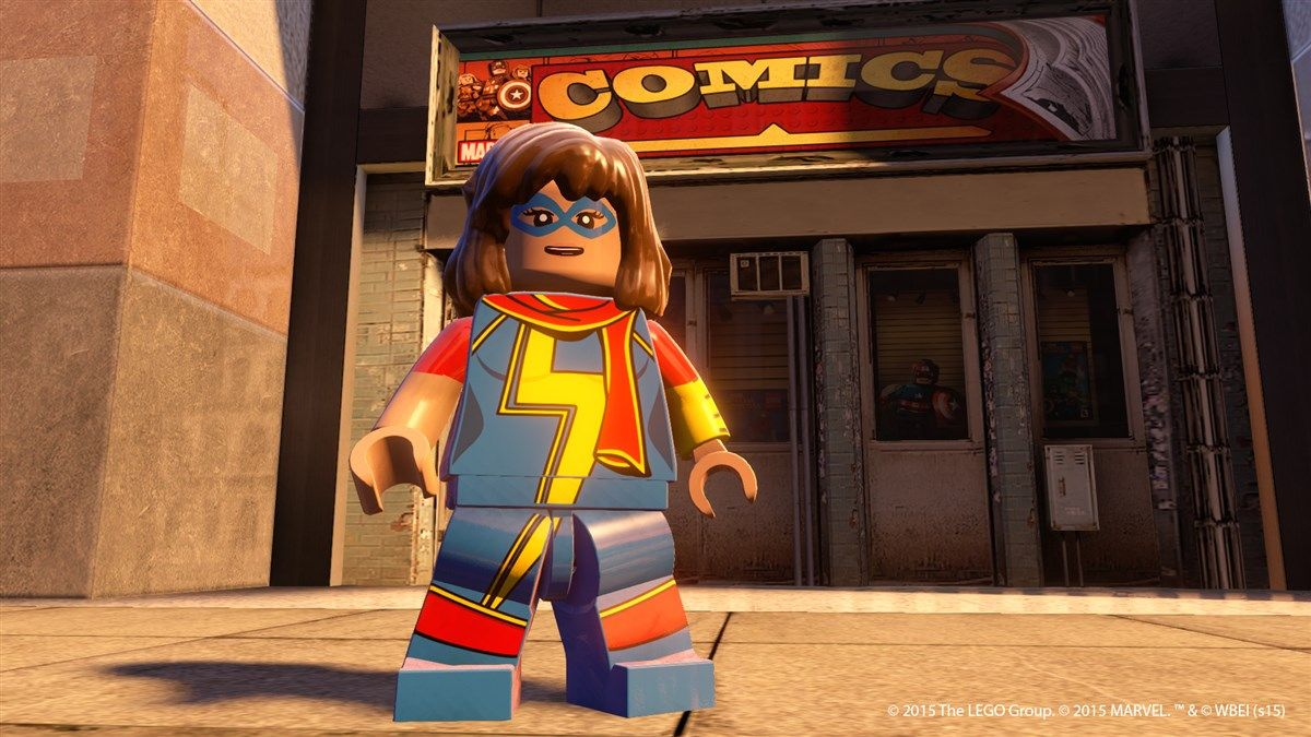 LEGO Marvel's Avengers (PS4) - 7