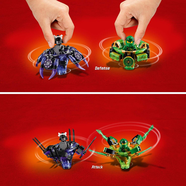 Конструктор Lego Ninjago - Спинджицу Lloyd VS Garmadon (70664) - 5