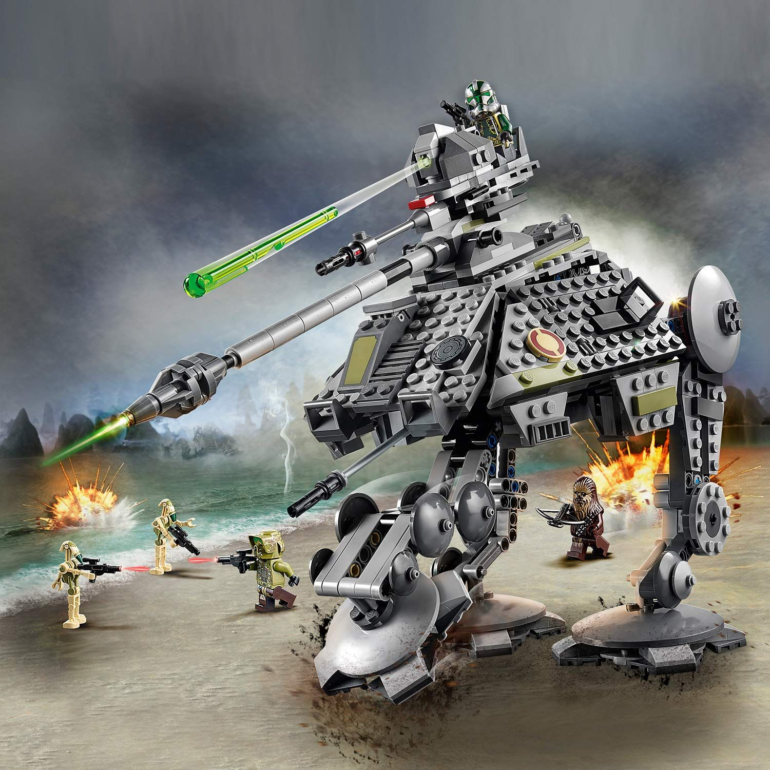 Конструктор Lego Star Wars - AT-AP Walker (75234) - 6
