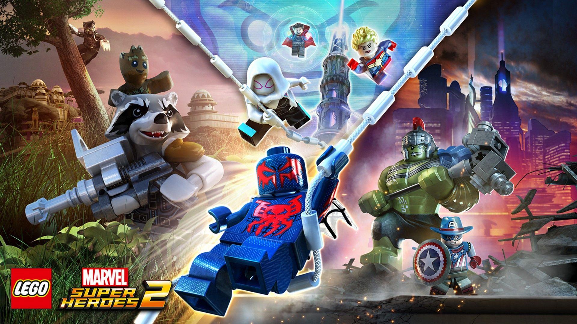 LEGO Marvel Super Heroes 2 (Nintendo Switch) - 6
