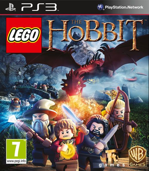 LEGO The Hobbit (PS3) - 1