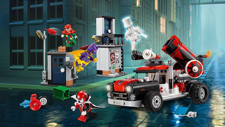 Конструктор Lego Batman Movie - Харли Куин – нападение с гюлета (70921) - 3