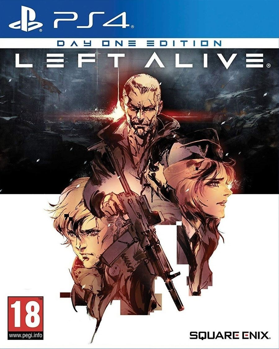 Left Alive - Day One Edition (PS4) - 1