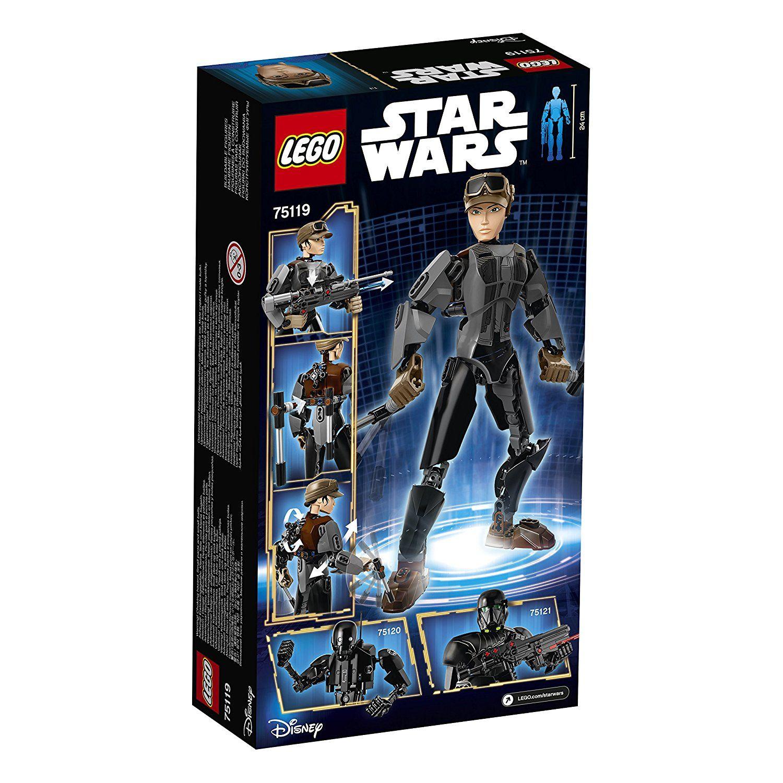 Конструктор Lego Star Wars - Сержант Джин Ерсо (75119) - 2
