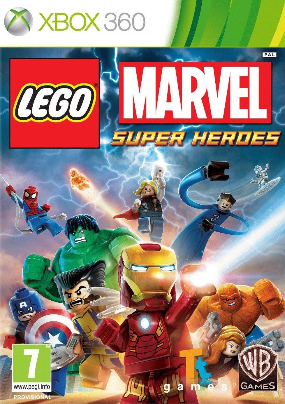 LEGO Marvel Super Heroes (Xbox 360) - 1