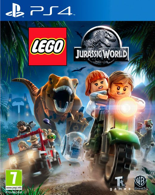 LEGO Jurassic World (PS4) - 1