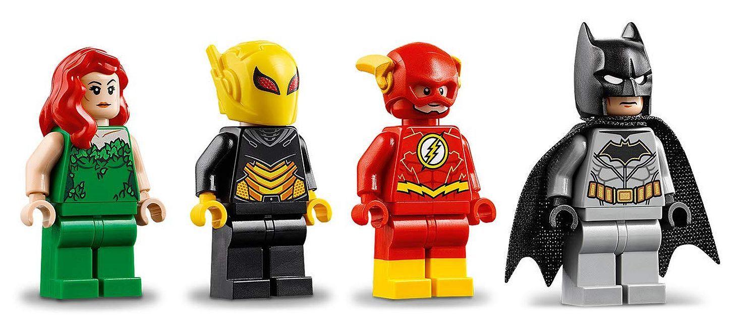 Конструктор Lego DC Super Heroes - Batman Mech vs. Poison Ivy Mech (76117) - 4