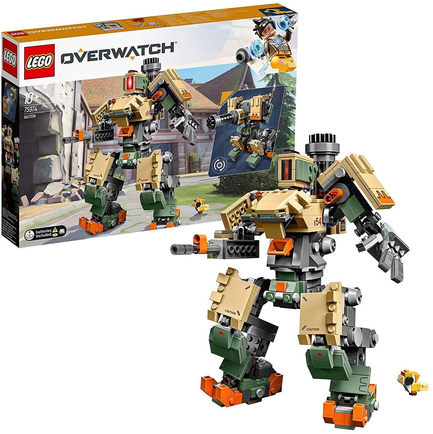 Конструктор Lego Overwatch - Bastion (75974) - 4