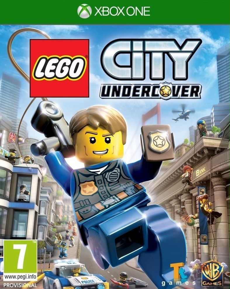 LEGO City Undercover (Xbox One) - 1