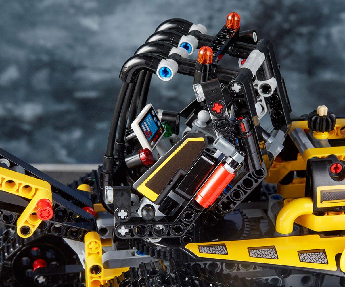 Конструктор Lego Technic - Верижен товарач (42094) - 3