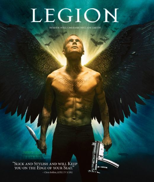 Легион (Blu-Ray) - 1