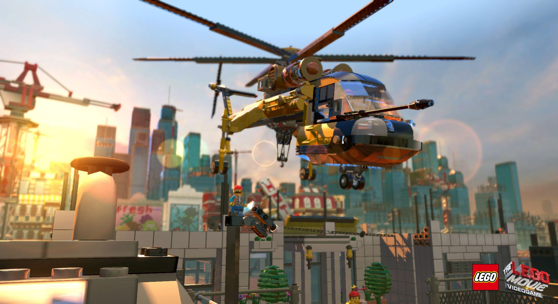 LEGO Movie: The Videogame (PS4) - 8
