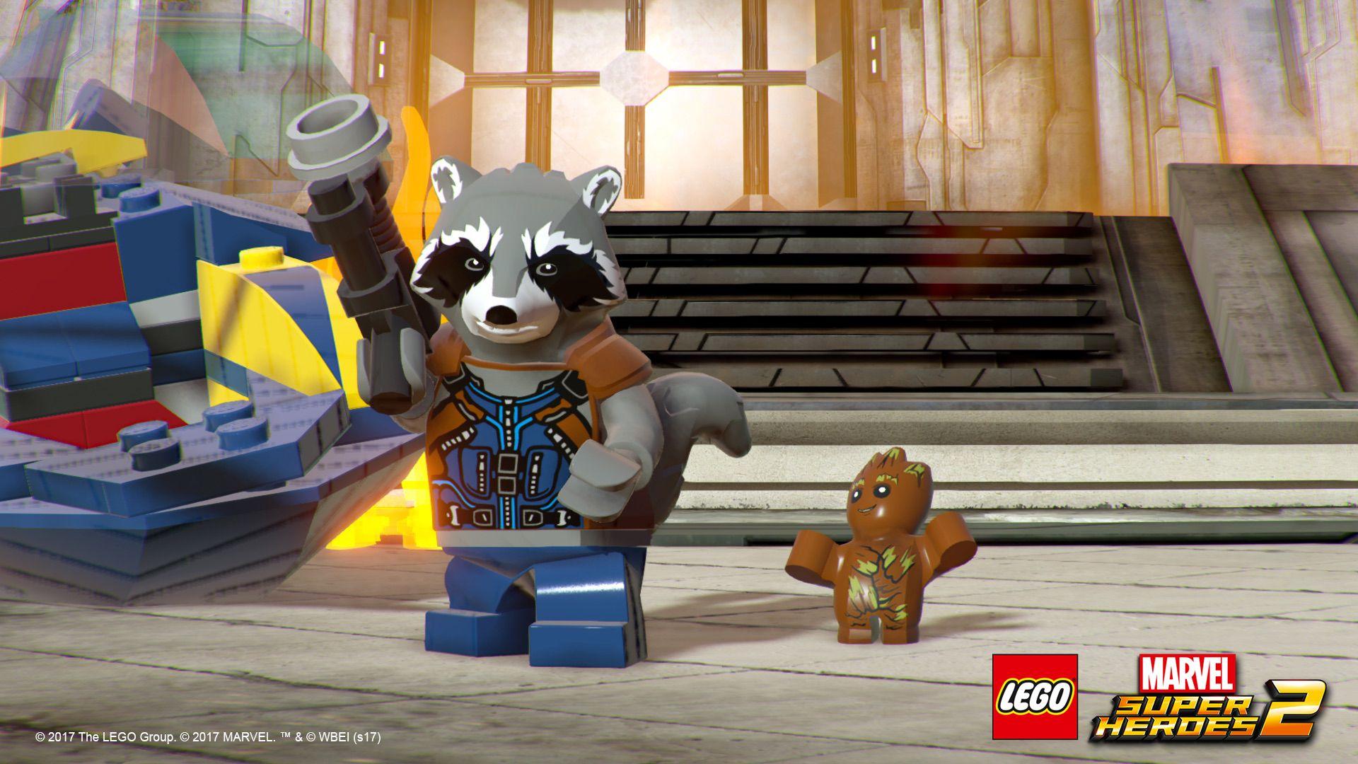 LEGO Marvel Super Heroes 2 (Nintendo Switch) - 5