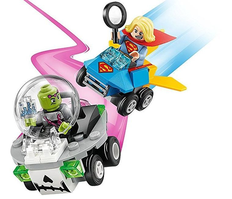 Конструктор Lego Super Heroes - Mighty Micros: Supergirl™ vs. Brainiac™ (76094) - 6