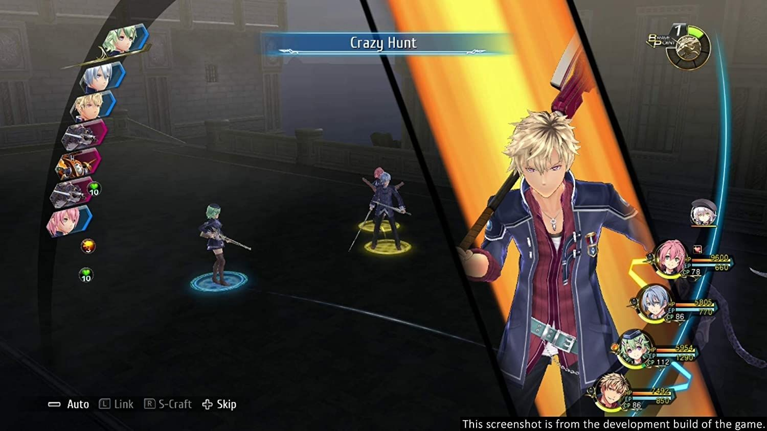The Legend of Heroes: Trails of Cold Steel III - Extracurricular Edition (Nintendo Switch) - 5