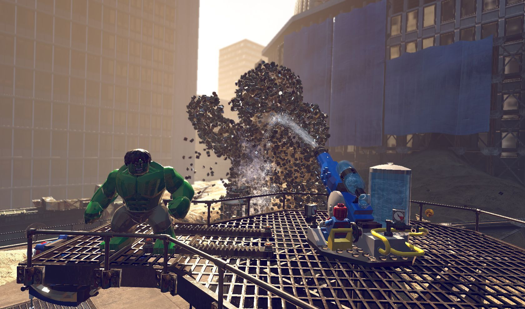 LEGO Marvel Super Heroes (Xbox 360) - 5
