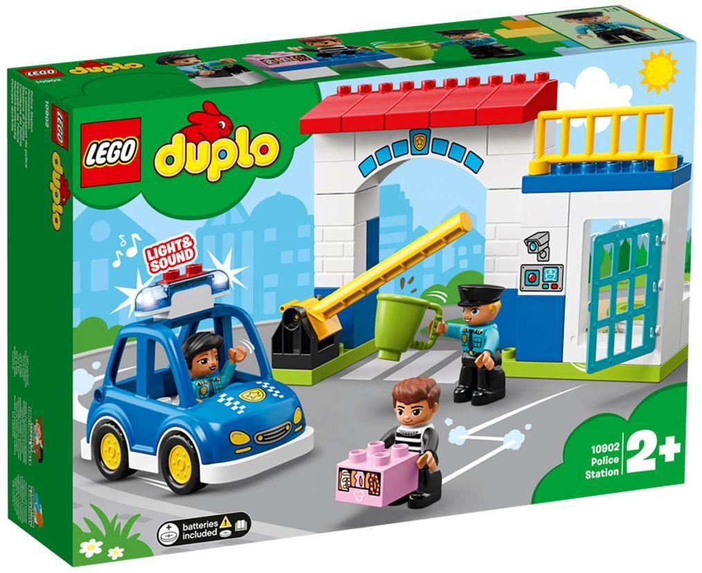 Конструктор Lego Duplo - Полицейски участък (10902) - 3