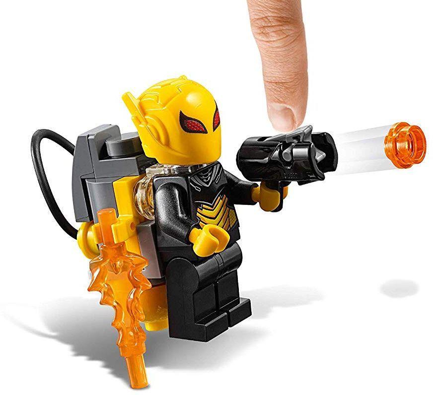 Конструктор Lego DC Super Heroes - Batman Mech vs. Poison Ivy Mech (76117) - 1