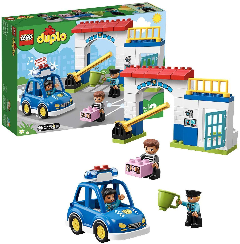 Конструктор Lego Duplo - Полицейски участък (10902) - 7