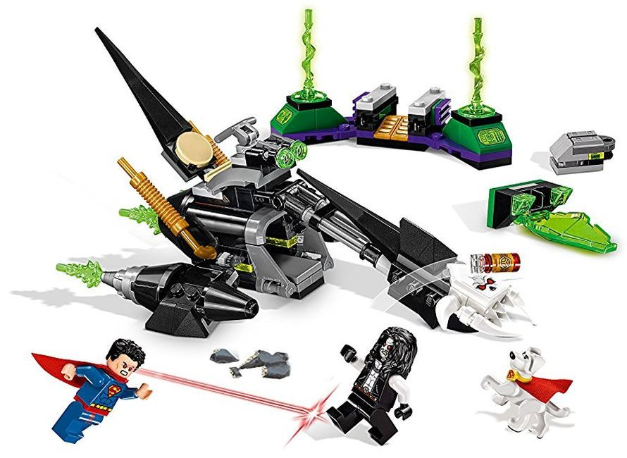 Конструктор Lego Super Heroes - Superman™ & Krypto™ Team-Up (76096) - 6