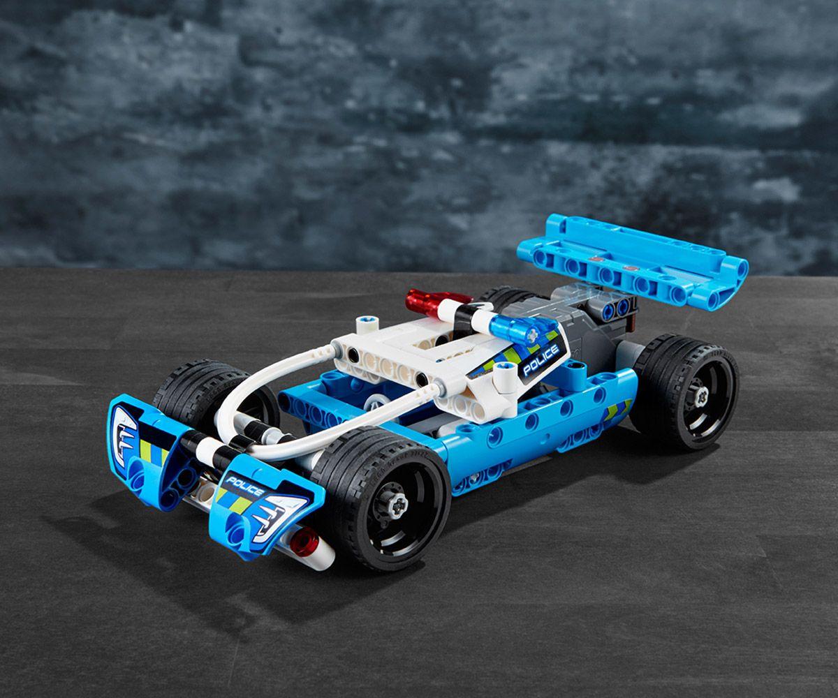 Конструктор Lego Technic - Полицейско преследване (42091) - 7