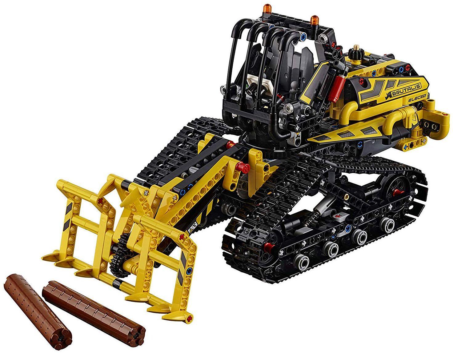 Конструктор Lego Technic - Верижен товарач (42094) - 10
