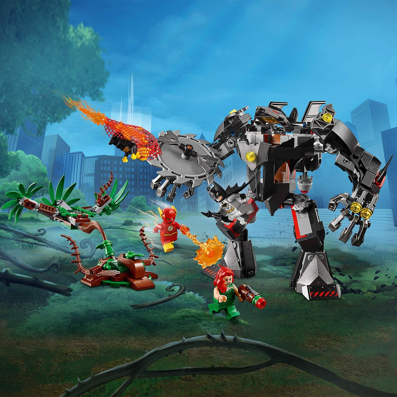 Конструктор Lego DC Super Heroes - Batman Mech vs. Poison Ivy Mech (76117) - 3
