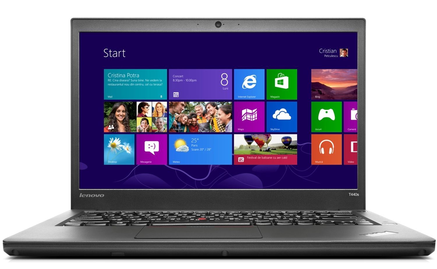 Lenovo ThinkPad T440s - 8