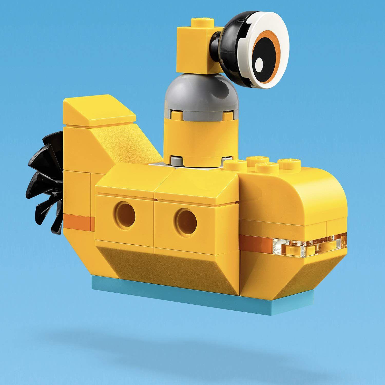 Конструктор Lego Classic - Тухлички и очи (11003) - 1