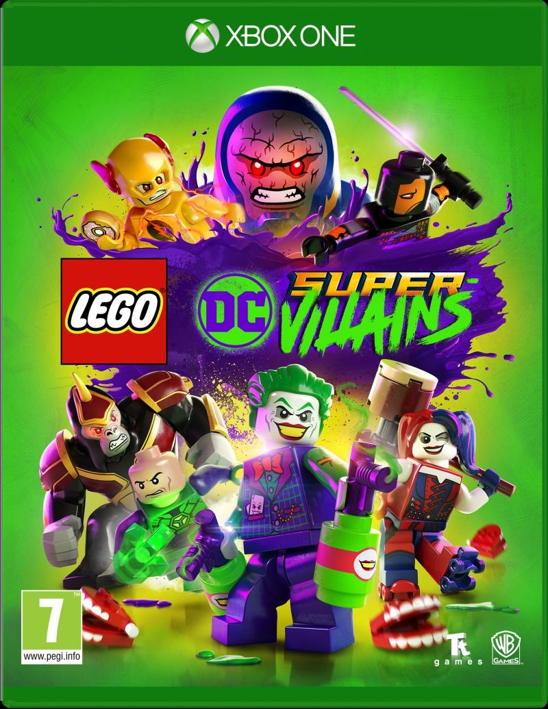 LEGO DC Super-Villains (Xbox One) - 1