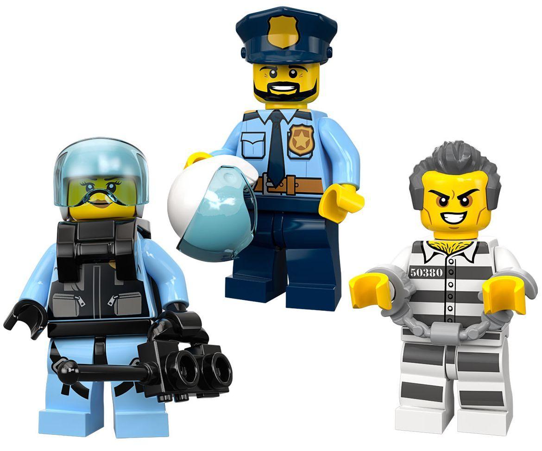 Конструктор Lego City - Полиция в небето, въздушна база (60210) - 11