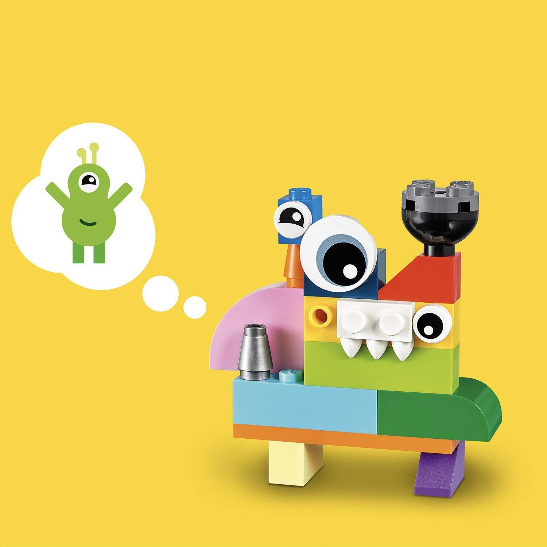 Конструктор Lego Classic - Тухлички и очи (11003) - 7