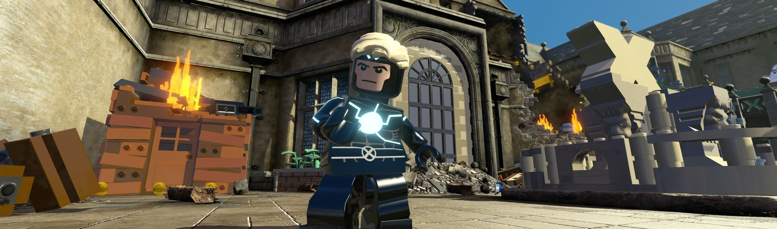 LEGO Marvel Super Heroes (PS4) - 12