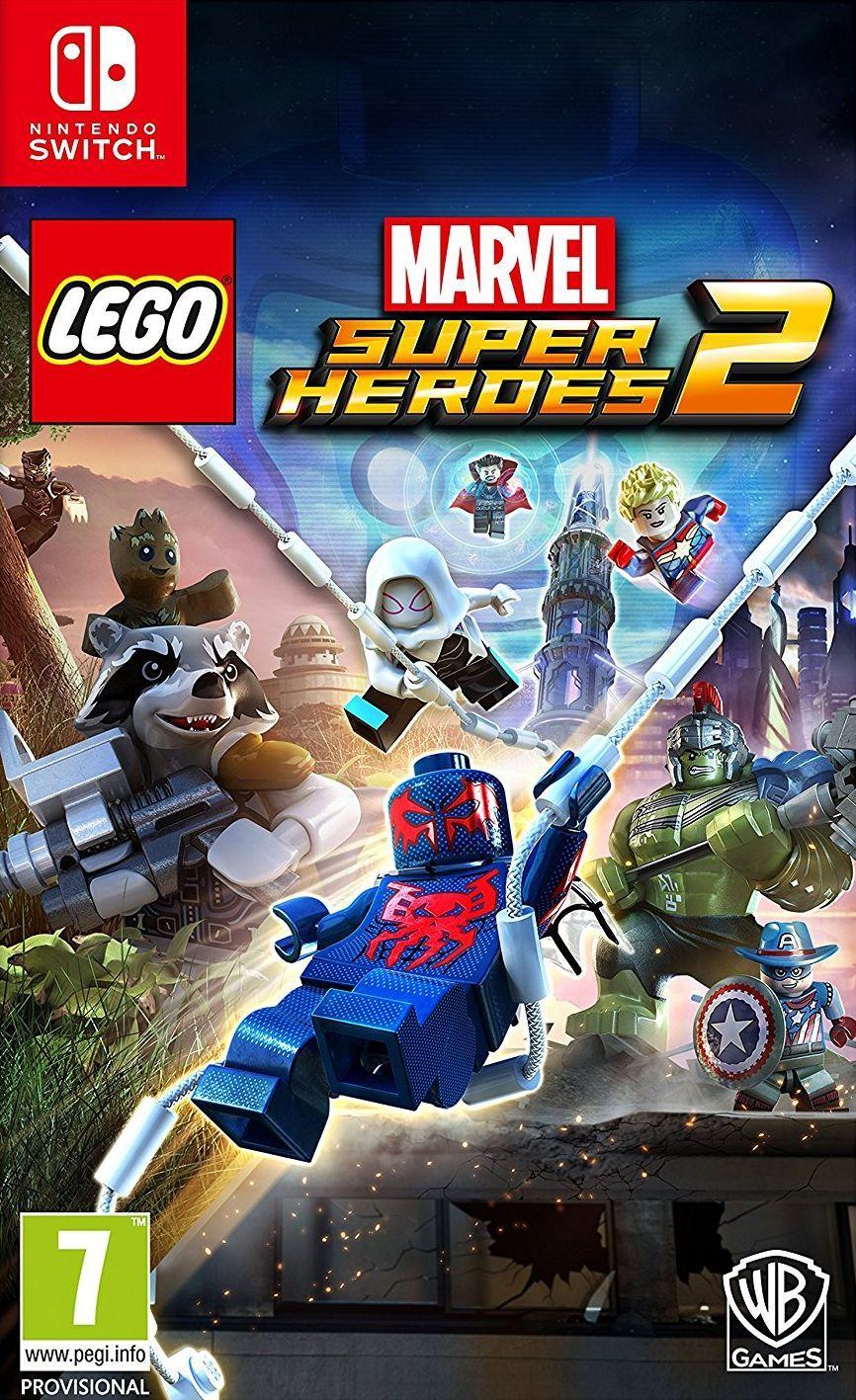 LEGO Marvel Super Heroes 2 (Nintendo Switch) - 1