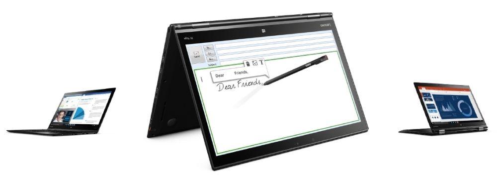 Lenovo Thinkpad X1 Yoga - 1