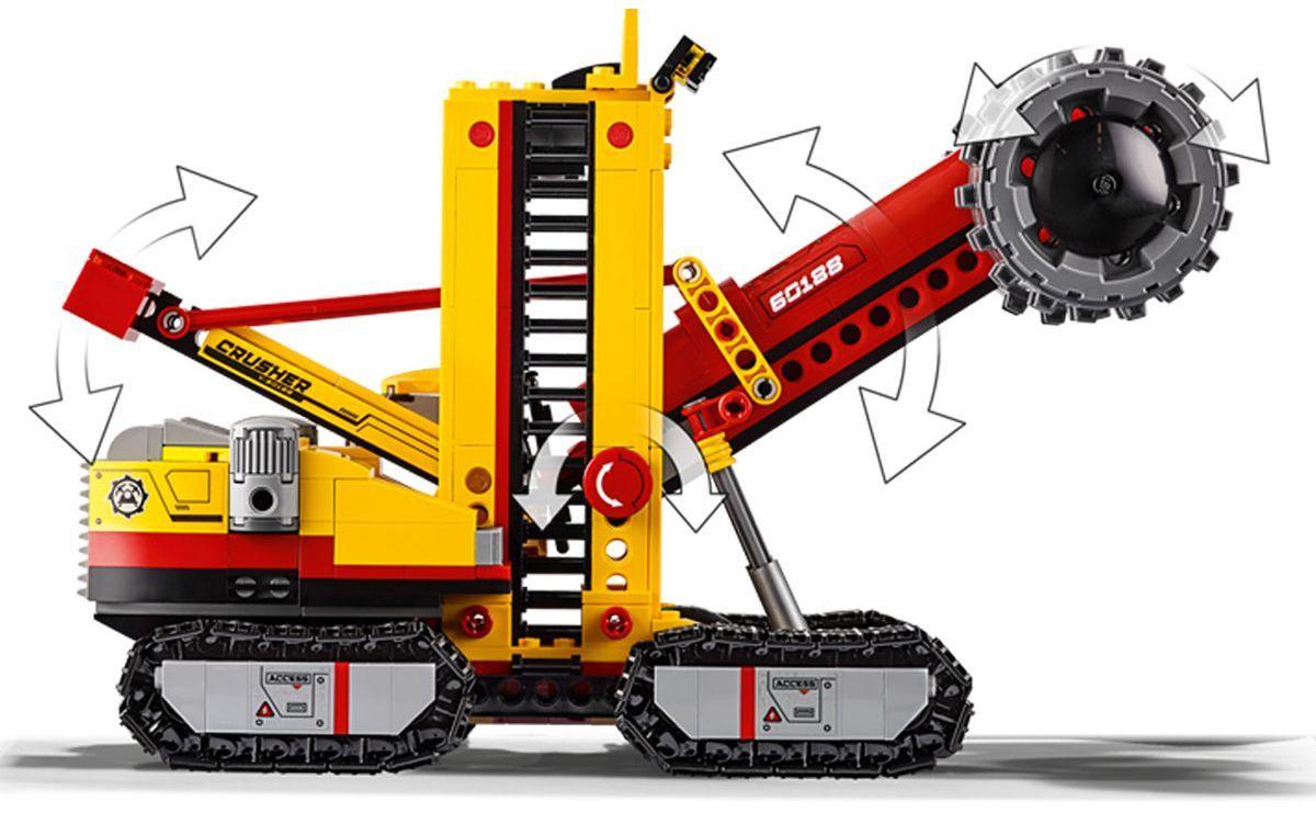 Конструктор Lego City - Място за експерти (60188) - 9