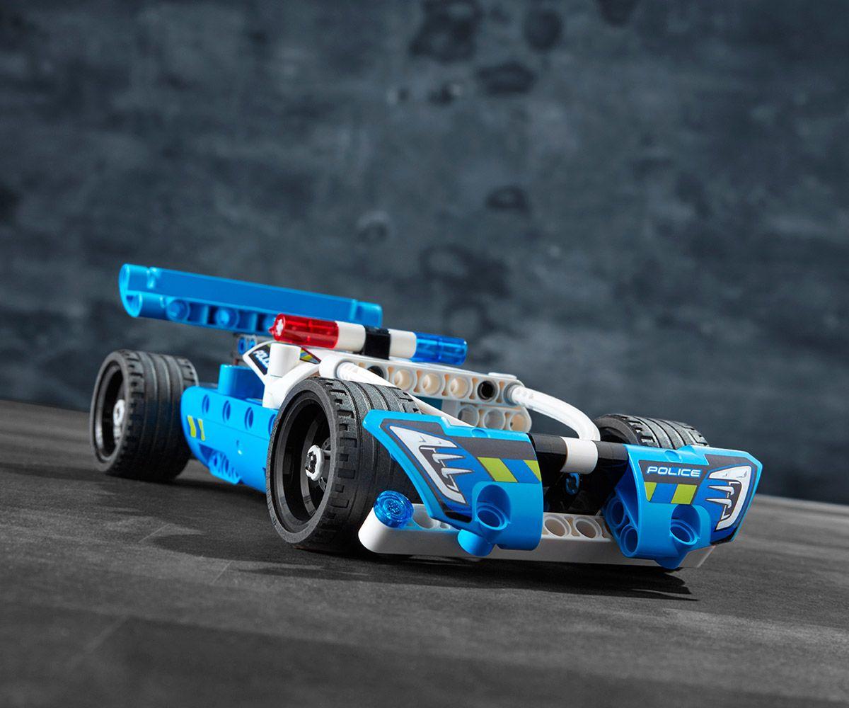 Конструктор Lego Technic - Полицейско преследване (42091) - 6