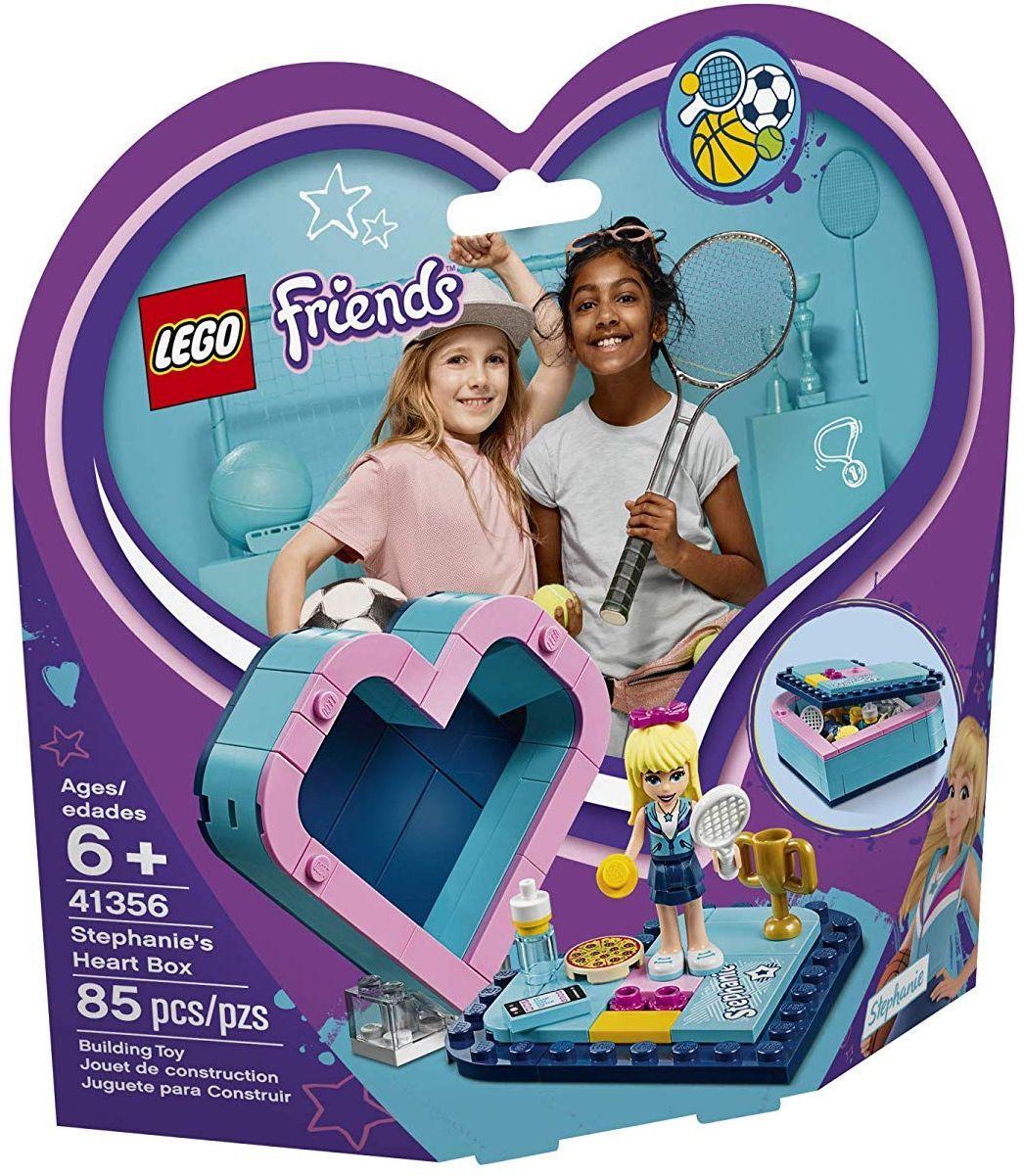 Конструктор Lego Friends - Кутията с форма на сърце на Stephanie (41356) - 3