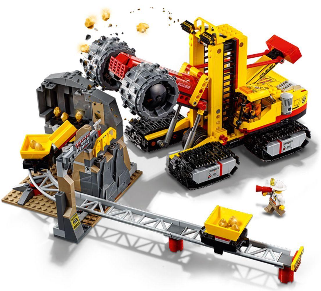 Конструктор Lego City - Място за експерти (60188) - 13