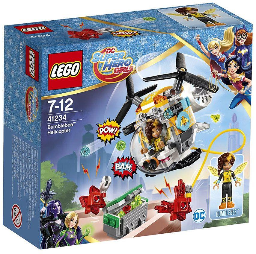 Конструктор Lego DC Super Hero Girls - Хеликоптер на Бръмбъра™ (41234) - 1