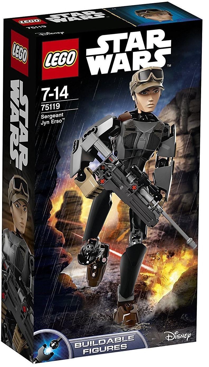 Конструктор Lego Star Wars - Сержант Джин Ерсо (75119) - 1
